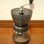 ハリオ セラミック・コーヒーミル・スケルトン MSC-2TB