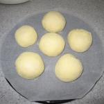 pandesal発酵前